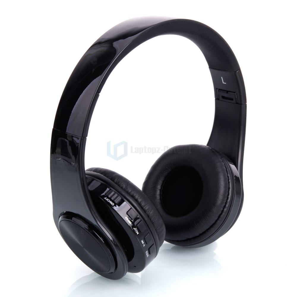 Bluetooth Wireless Headset Stereo Headphone Foldable