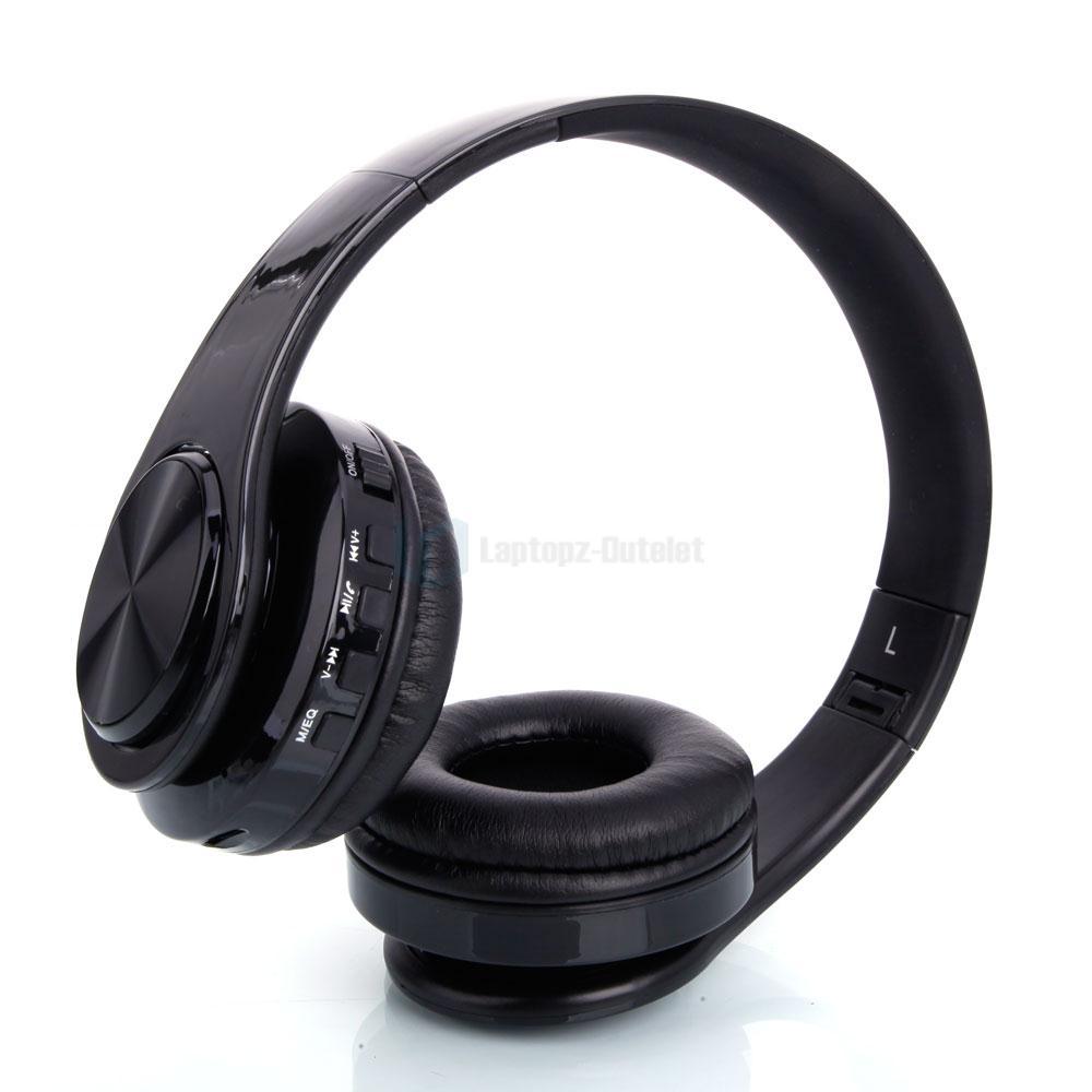 Bluetooth Wireless Headset Stereo Headphone Foldable