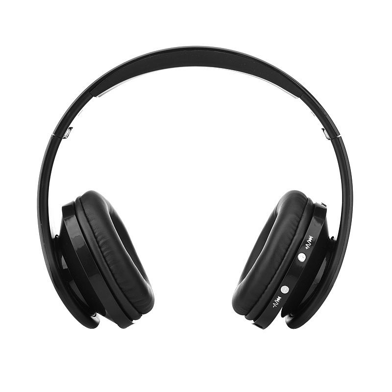 Bluetooth Wireless Headset Stereo Headphone Foldable With ...