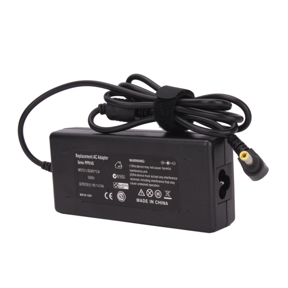 New 90W AC Adapter for Compaq Presario 1800 2100 2500 2700 3000 Power  Charger