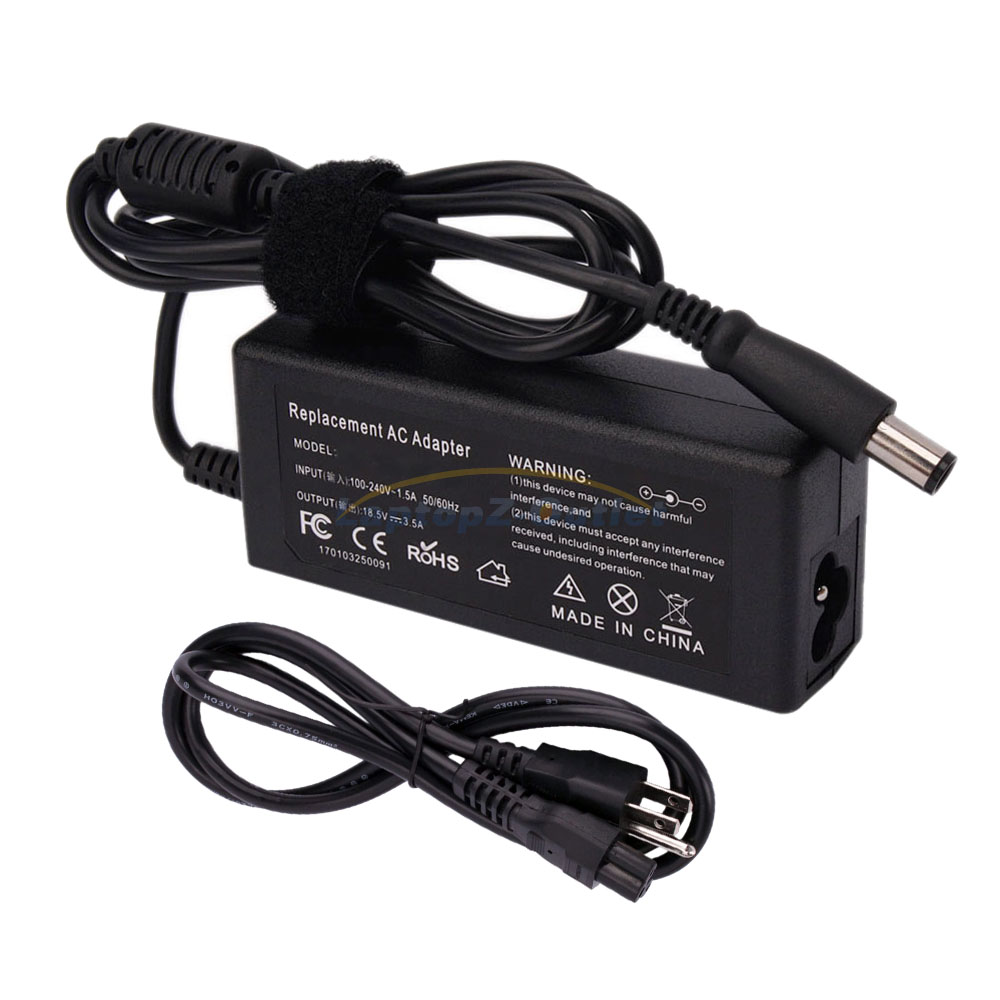 Hp notebook power bank - 65w Ac Adapter Charger Power Supply Cord For Hp Pavilion G4 G5 G6 G7 Notebook Ebay